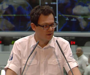 In post-launch comments at the Spaceport, Arianespace Chairman and CEO Stéphane Israël acknowledged the trust placed by today's two mission customers: SES and HISPASAT.