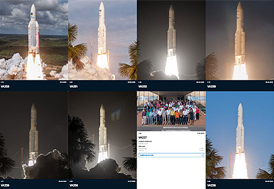 The unmatched reliability of Ariane 5
